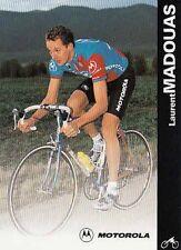LAURENT MADOUAS Cyclisme Cycling Ciclismo Motorola 96