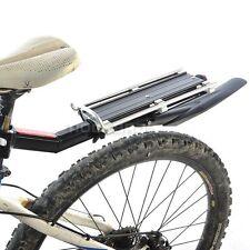 ROCKBROS Fahrrad Gepäckträger Sattelatütze Mountage mit Schutzblech Neu