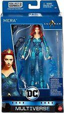 DC Comics Multiverse Aquaman Movie Mera Trench Warrior