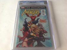 MIGHTY AVENGERS 1 CGC 9.8 WHITE PGS NEW TEAM IRON MOLE MAN MARVEL COMICS