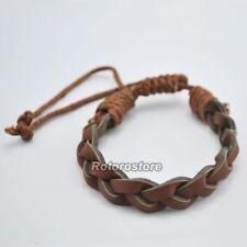 Leather Beauty Chain/Link Costume Bracelets