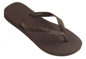 Havaianas - Brown Top Thongs- Flip Flops / Thongs / Sandals Mens & Womens Sizes