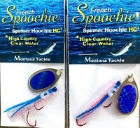 Forsman Tackle Deluxe  4 Willow Blade Lake Troll Gang  Kokanee Trout Flasher
