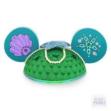 Disney Parks Ariel Ear Hat The Little Mermaid