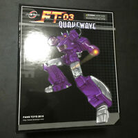 Fans Toys FT-03 Masterpiece MP Quakewave in Stock