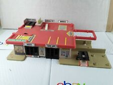 1981 Matchbox  Service Center With dyno and working lifts