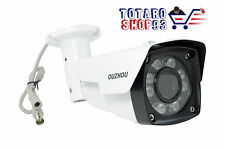 TELECAMERA VIDEOSORVEGLIANZA AHD 8 LED IR ARRAY 2.8-12MM OZ-1700