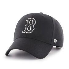 47 BRAND Mvpsp02 Adjustable Cap Boston Red Sox schwarz One Size