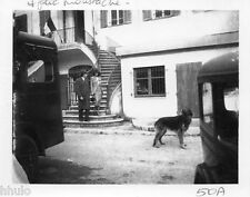 POL764 Polaroid Photo de Plateau Vintage Cinéma Michel Piccoli Claudia Cardinale