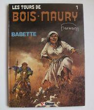EO LES TOURS DE BOIS-MAURY T 1 BABETTE  (HERMANN) en BE