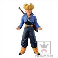 Dragon Ball Z Master Stars Piece The Super Saiyan Trunks Action Figure F/S /B1