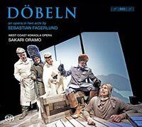 Anu Komsi - Fagerlund: Dobeln [CD]