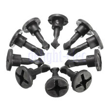 5PCS Engine Appearance Cover Pin Trim Cover Clip For Audi A4 A6 VW N90642001 DE
