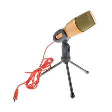 Kit Microphone Condensateur MIC Micro SF-666 Pr KTV DJ Studio PC + Trépied OR NF