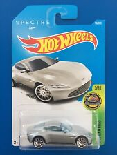 2016 Hot Wheels 007 Spectre JAMES BOND 2015 ASTON MARTIN sports car - mint card!