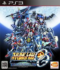 PS3 Super Robot Wars OG Moon Deyuerazu Japanese Ver.
