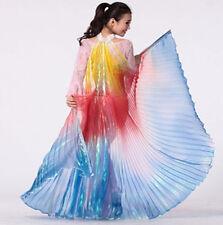 Ali di iside multicolor gradiente 145 cm x 3 metri