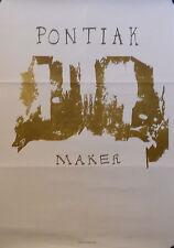PONTIAK, MAKER POSTER (A11)