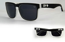 KEN BLOCK SUNGLASSES  MEN CYCLING SPY SUNGLASS BLACK RIMMED FULL KIT