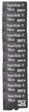 Lot of 600 OR 1200 SanDisk 16 GB MicroSD HC Micro SDHC SD Class 4 TF Memory Card