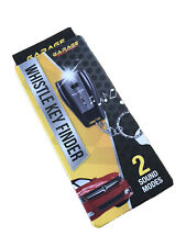 Garage Whistle Key Finder New In Box 2 Sound Modes Easy To Program Free Ship