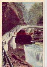 Flying Stairs At Rainbow Falls, Watkins Glen, N.Y.