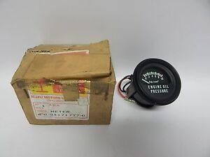 New OEM Isuzu 6BD1 Diesel Engine Thermometer Meter Gauge Instrument