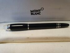 Mont blanc fountain pen used