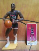 1992  MICHAEL JORDAN Starting Lineup Basketball - DREAM TEAM USA Loose Figure