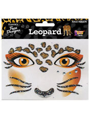 NEW LEOPARD FACE DESIGN Party Supplies