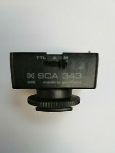 Metz SCA 343 Dedicated Module for Nikon Film Camera