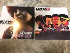 Mafia 3 Vinyl Discs new never used
