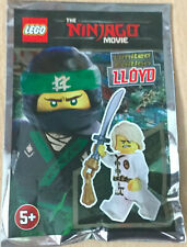 LEGO FIGURINE POLYBAG LIMITED SCELLE MINIFIGURINE NINJAGO LLOYD THE MOVIE