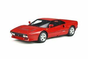 GT SPIRIT :1/18 1984 FERRARI 288GTO RED SHIPS FREE