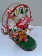 Tin Carousel Wagner Brunn Germany  JW Toys