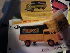 dinky atlas ford camion baché calberson