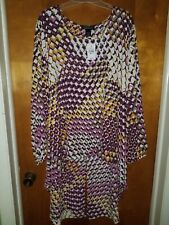 74e444eb20 womens plus size tunic long sleeve tops