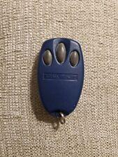 Chamberlain 3-Button Keychain Garage Door Remote / 956 Purple