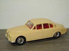 Jaguar 3.4 Litre Saloon - Dinky Toys 195 England *30380