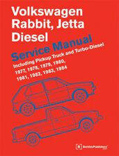 Volkswagen Rabbit Jetta 1977-1984 Diesel Service Workshop Repair Manual Pickup