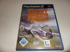 PLAYSTATION 2 PS 2 Secret Weapons Over Normandy