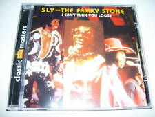 Sly and The Family Stone - can't Turn you Loose 2003 cd