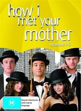 How I Met Your Mother : Season 1-5 (DVD, 2010, 15-Disc)*R4*Terrific Condition