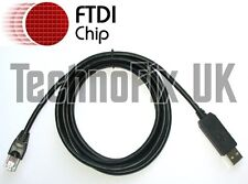 FTDI USB to Serial/rs232 Console remplacement cable for Cisco Routeur-rj45
