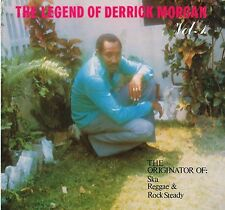 Derrick Morgan-La leyenda de Derrick Morgan Volumen 1 Imperial Lp (escuchar) Reggae