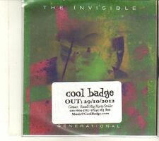 (DT376) The Invisible, Generational - 2012 DJ CD
