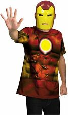 Iron Man 2 Adult Costume Size 42-46 NWT