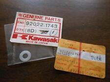 NOS Kawasaki 1986 1987 1988 KDX200 Washer 92022-1743