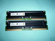 PC800-45 RIMM 1GB Infineon (2x 512MB) ECC RAMBUS RDRAM