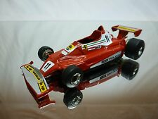 YAXON 700 FERRARI 312 T2 - AGIP FIAT No 11 - REUTEMANN - F1 RED 1:43 - GOOD